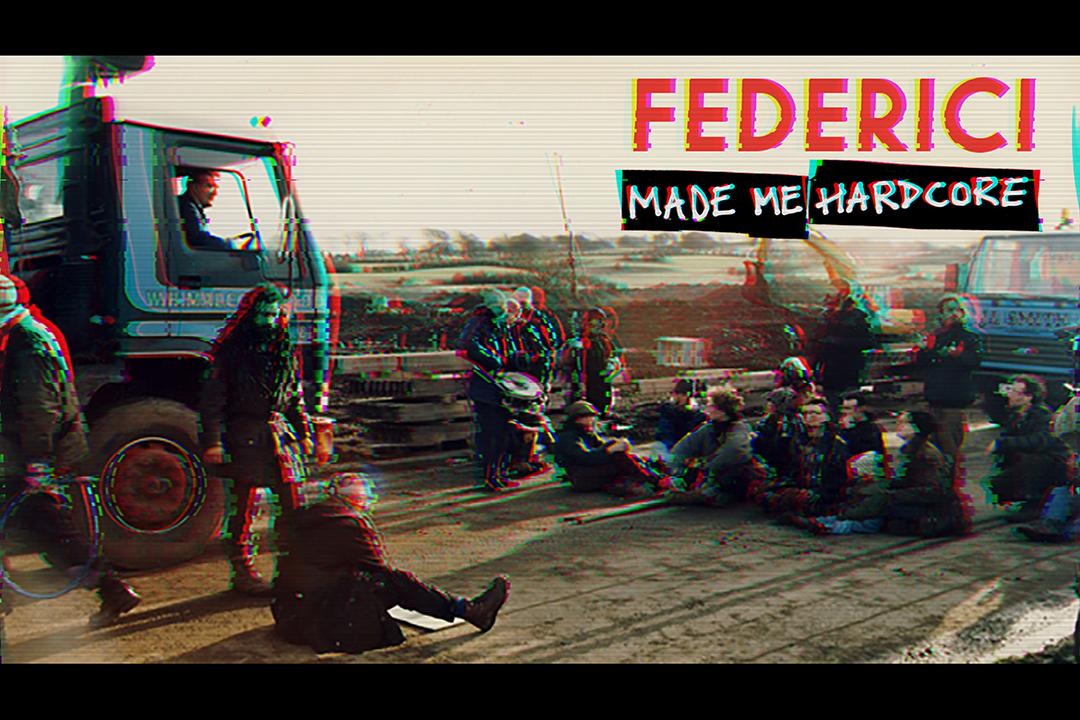 Image- Federici Made Me Hardcore