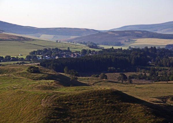 Image of Lumsden landscape