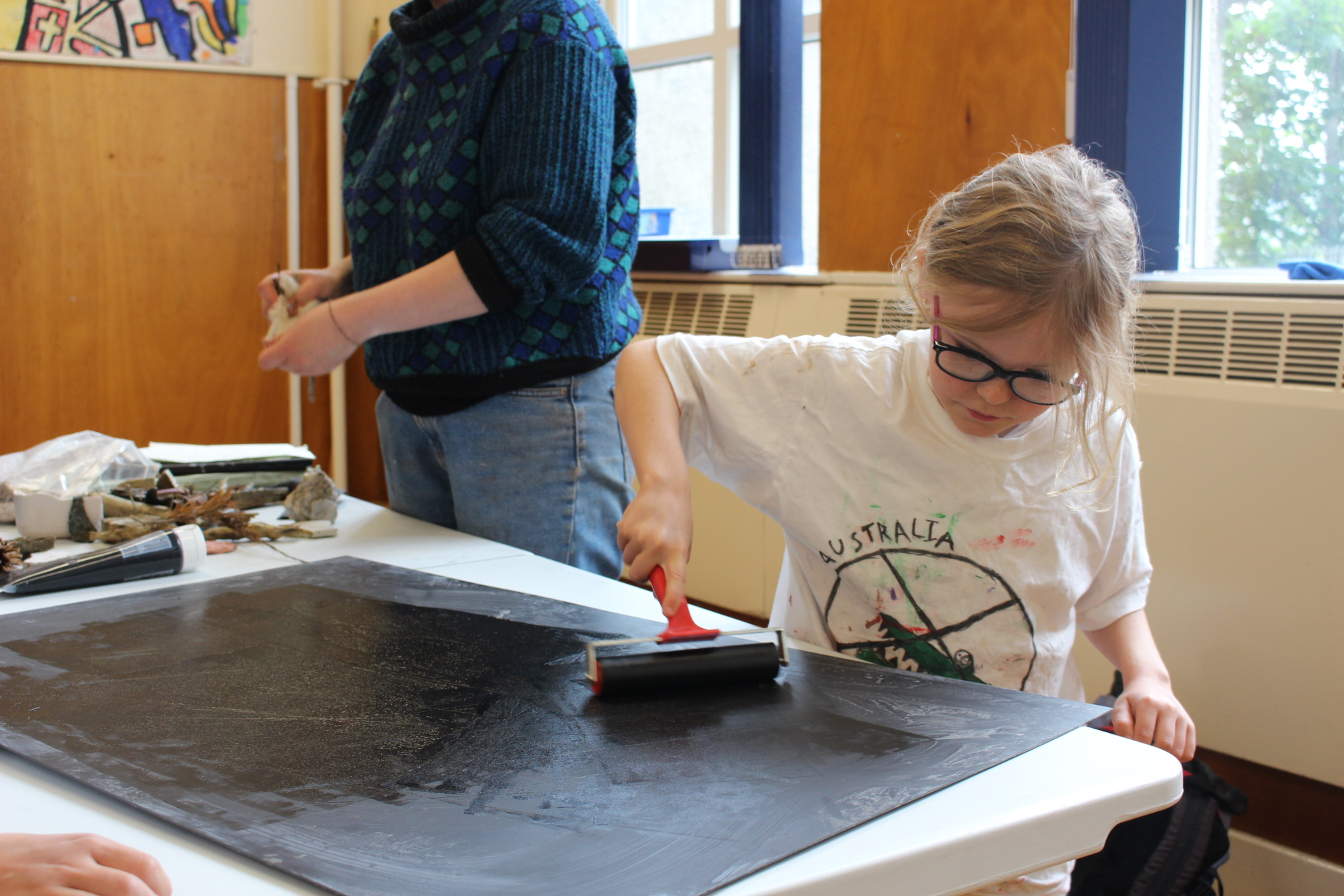 Coral Brookes_Lumsden Residency_afterschool club