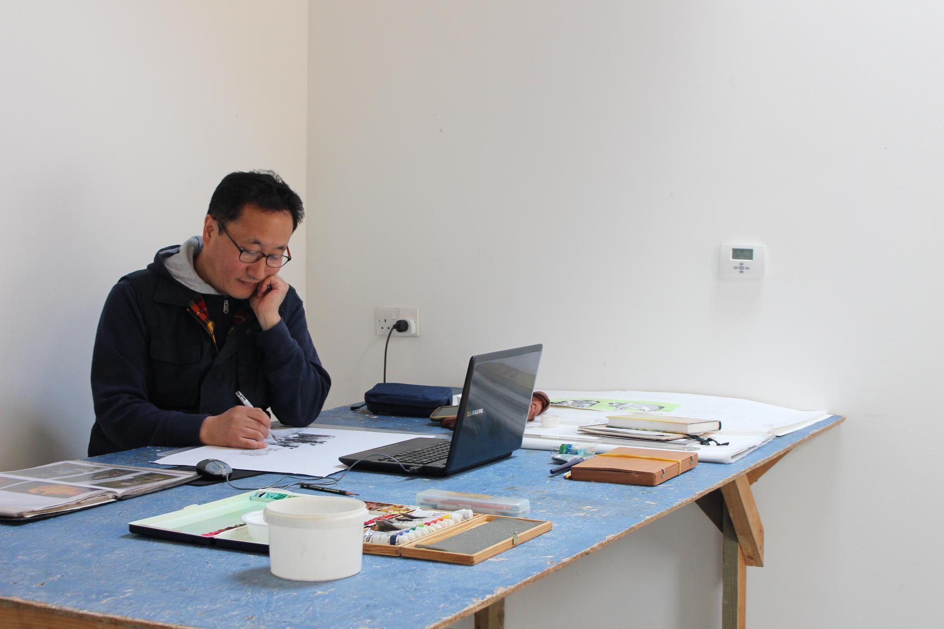 Ki Dong Kwon